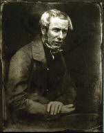 Portrait of unidentified male