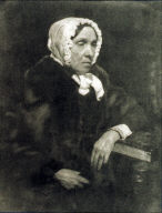 Unidentified Woman Seated
