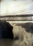 The Niagara Suspension Bridge