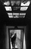 Man Entering House