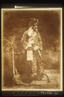John Lane in Indian Dress