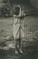 Shy girl, Columbia, S.C.