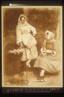 Jeanie Wilson & Annie Linton, Newhaven Fisherwomen