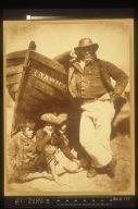 Linton, His Boat & His Bairns
