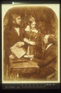 Dr. George Bell, Miss Bell, Rev. J. Bell
