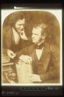 Rev. Moir and John Gibson