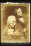 Portrait of John Henning and Alexander Ritchie