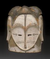 Four-faced Helmet Mask (Ngontan)