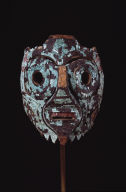 Mask, possibly of Tlaloc
