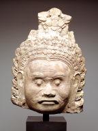 Figure of a Dvarapala