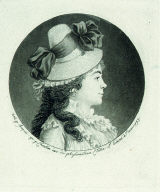 Portrait of a woman wearing a hat