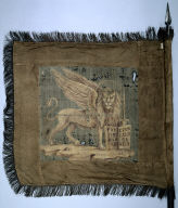 Banner With the Lion of St. Mark (banner)