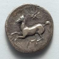 Litrae: Horse (reverse)