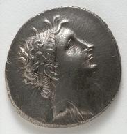 Tetradrachm: Nicomedes II (obverse)