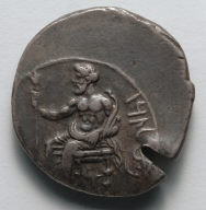 Stater: Baal (obverse)