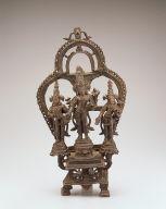 Shrine with the Bodhisattva Padmapani