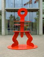 Untitled (Ringed Figure)