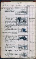 Artist's ledger - Book I: P. 78