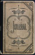 Artist's ledger - Book II: cover