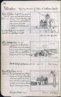 Artist's ledger - Book II: P. 36 HOUSE AT EASTHAM KELLY-JENESS HOUSE HOUSE WITH DEAD TREE