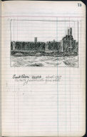 Artist's ledger - Book II: P. 73 EAST RIVER