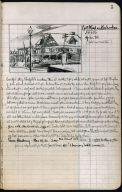 Artist's ledger - Book II: P. 5 EAST WIND ON WEEHAWKEN