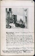 Artist's ledger - Book II: P. 79 OFFICE AT NIGHT