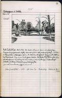 Artist's ledger - Book II: P. 9 SHAKESPEARE AT DUSK