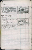 Artist's ledger - Book II: P. 46 TOWARD BOSTON and ROUTE 14 VERMONT