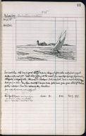 Artist's ledger - Book II: P. 11 THE LONG LEG