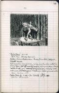 Artist's ledger - Book II: P. 89 GIRLIE SHOW