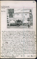 Artist's ledger - Book II: P. 15 THE CIRCLE THEATRE