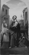 St. Joseph and Christ Child