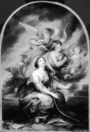 [St. Cecilia, St. Cecelia (or St. Catherine).]