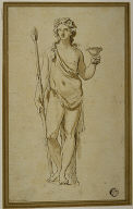 [Bacchus, The Young Bacchus, Apollo]