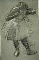 [Dancer Bending Forward, Dancer Bending Forward (the Curtsey), Dancer Curtseying]