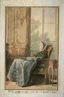 The Contesse de Cosse in a Salon