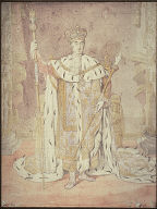 [Charles X in his Coronation Robes, Charles X]