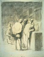 [The Three Connoisseurs, Les amateurs de tableaux, The Connoisseurs]