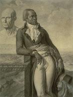 [Jean-Baptiste Belley, Portrait of Jean-Baptiste Belley, Final Published Work: Jean-Baptiste Belley, painting, Musee de Versailles, 1797]