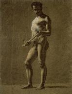 [Standing Academic Male Nude, Academic Nude, Standing Male Nude]