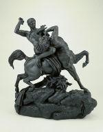 Theseus Combating the Centaur Bienor