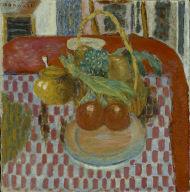 [The Checkered Tablecloth, Sur la nappe à careaux]