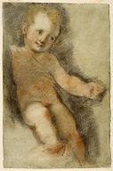 Christ Child: Study for the Madonna di San Giovanni