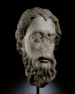 [Head of a Bearded Man, Head of Prophet or Apostle (previous title)]