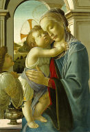 Virgin and Child with Angel