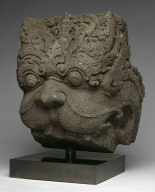Stylized Lion Head (Kala)