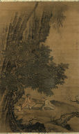 Landscape with Daoist Immortals