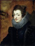 [Portrait of Isabella of Bourbon, Portrait of Isabella de Bourbon]