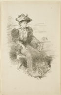 [A Portrait: Mildred Howells, A portrait - Miss Howell's]